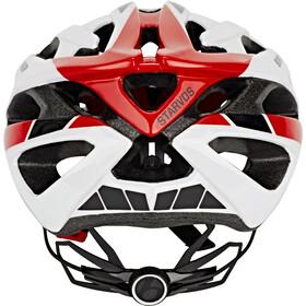 Bontrager Starvos Helmet Men red/whtie